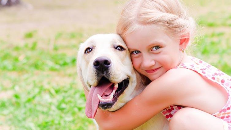 dog-and-kid