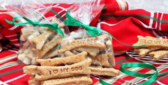 35 Homemade Christmas Dog Treats (Recipes Inside)
